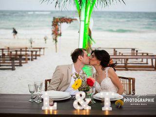 La boda de Larissa  y Tobías  3