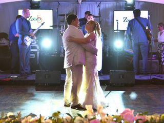 La boda de Salvador  y Leonor 2