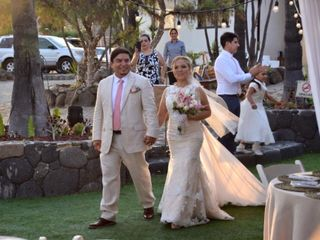 La boda de Salvador  y Leonor