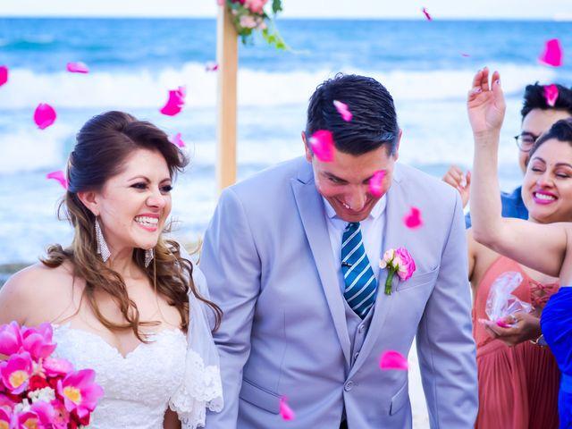 La boda de Becky y Chris