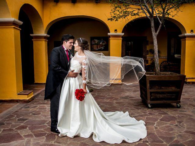 La boda de Laura y Omar