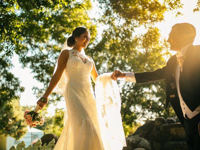 La boda de Lizuli y Galo