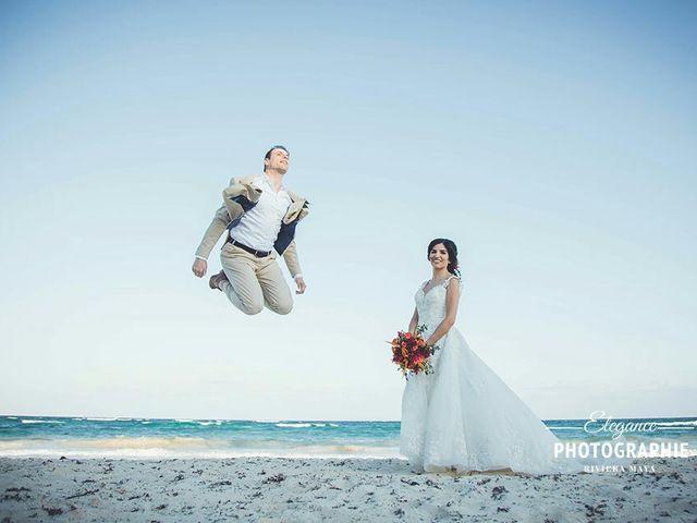 La boda de Larissa  y Tobías