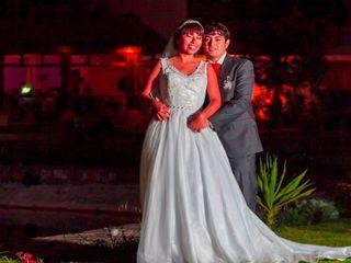 La boda de Stepha y Leonardo