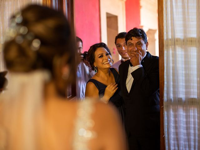 La boda de Ricardo y Vero en San Andrés Cholula, Puebla 14