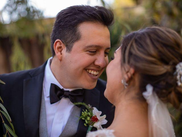 La boda de Ricardo y Vero en San Andrés Cholula, Puebla 17