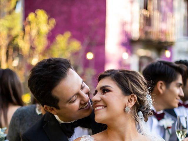 La boda de Ricardo y Vero en San Andrés Cholula, Puebla 23