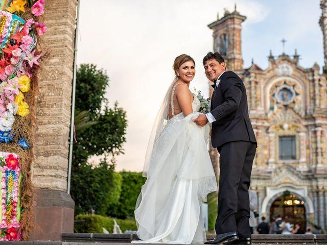 La boda de Ricardo y Vero en San Andrés Cholula, Puebla 24