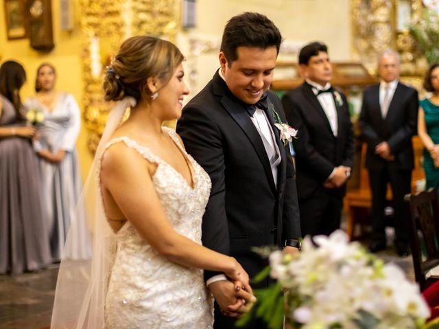 La boda de Ricardo y Vero en San Andrés Cholula, Puebla 25