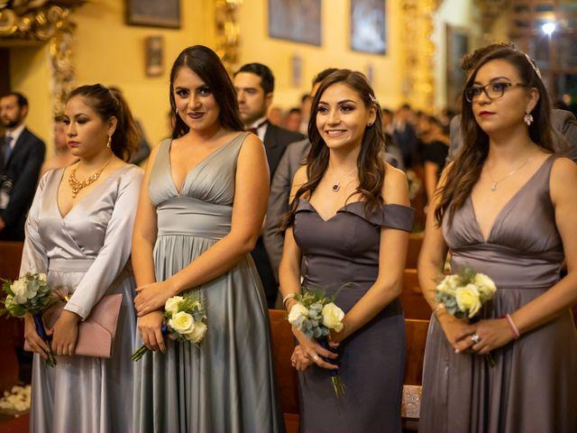 La boda de Ricardo y Vero en San Andrés Cholula, Puebla 26