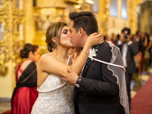 La boda de Ricardo y Vero en San Andrés Cholula, Puebla 27