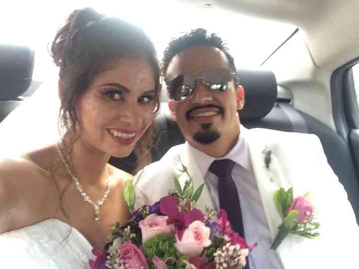La boda de Claudia Flores y Jorge Castillo