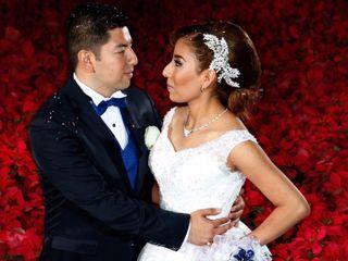 La boda de Marlen y Yizhar