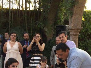 La boda de Daniela y Jair 1