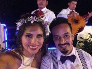 La boda de Claudia Flores y Jorge Castillo 2