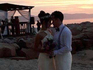 La boda de Claudia Flores y Jorge Castillo 3