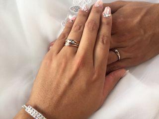 La boda de Sandra y Julio 1