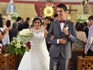 La boda de Sandra y Julio