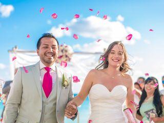 La boda de Ingrid y Gerardo 1