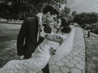 La boda de Katya y Billy