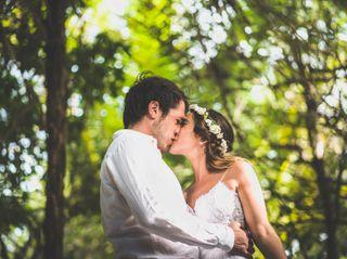 La boda de Matilde y Juan