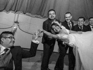 La boda de Mari y Chris