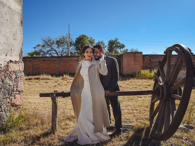 La boda de Marcela y Pedro