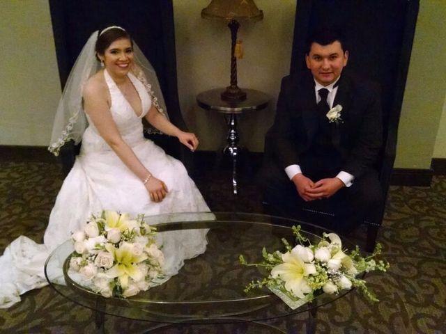 La boda de Guillermo y Brenda en Monterrey, Nuevo León 1