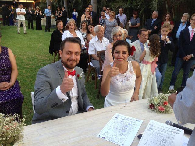 La boda de Daniela y Jair