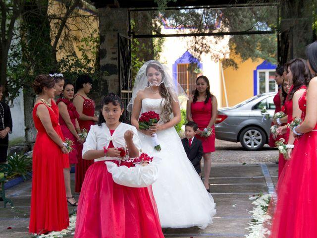 La boda de Celene y Juan Carlos