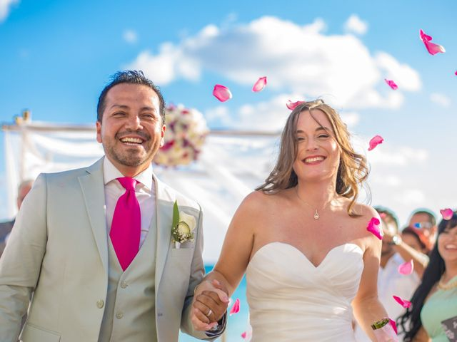 La boda de Ingrid y Gerardo