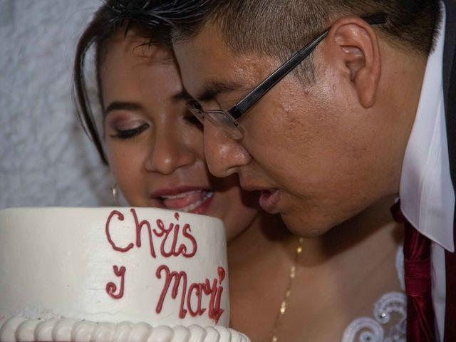 La boda de Chris y Mari en Gustavo A. Madero, Ciudad de México 13