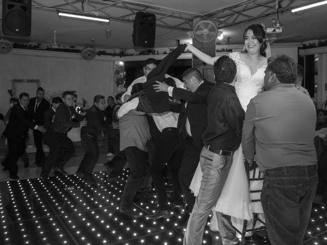 La boda de Chris y Mari en Gustavo A. Madero, Ciudad de México 16