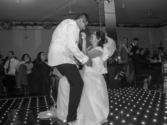 La boda de Chris y Mari en Gustavo A. Madero, Ciudad de México 17
