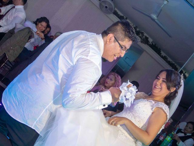La boda de Chris y Mari en Gustavo A. Madero, Ciudad de México 18
