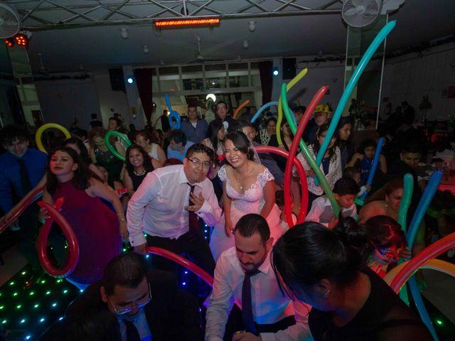 La boda de Chris y Mari en Gustavo A. Madero, Ciudad de México 19