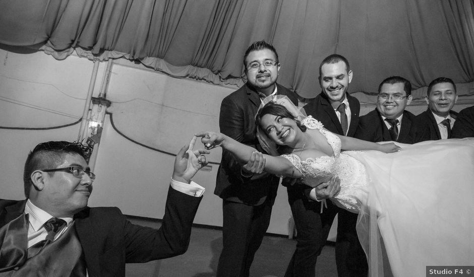 La boda de Chris y Mari en Gustavo A. Madero, Ciudad de México