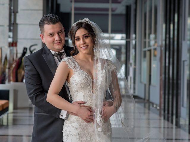 La boda de Yessenia y Mario