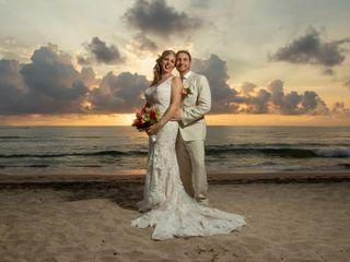 La boda de LIndsey y Shawn
