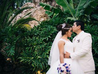 La boda de Esmeralda y Jocsam 2