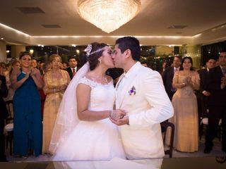 La boda de Esmeralda y Jocsam