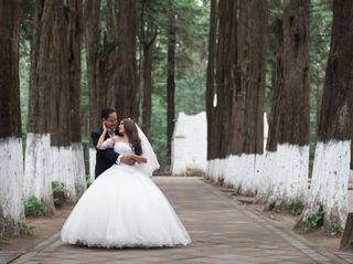 La boda de Maricela y Enrique