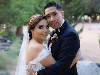 La boda de Gabriela y Víctor 2