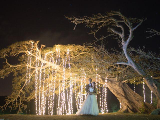 La boda de Ara y Samuel