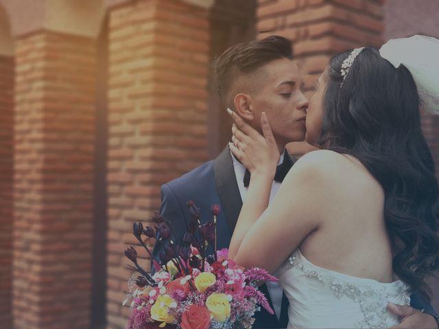 La boda de Nildy y Alexis