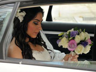 La boda de Krissel y Ricardo 1
