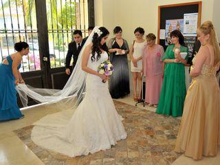 La boda de Krissel y Ricardo 3