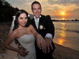 La boda de Krissel y Ricardo