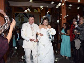 La boda de Marisela y Armando