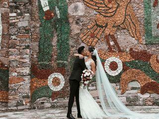 La boda de Brenda  y Inti